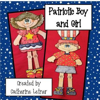 Patriotic Kids For All Patriotic Holidays