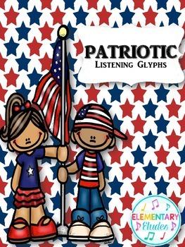 Patriotic Listening Glyphs