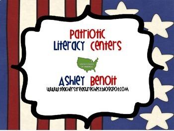 Veteran's Day Literacy Centers