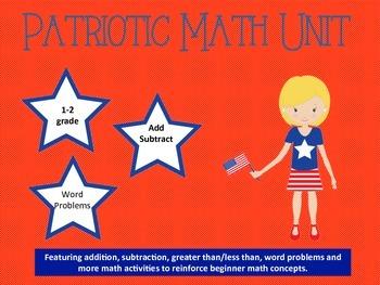 Patriotic Math
