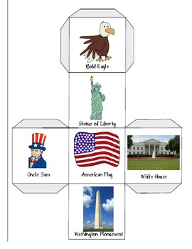 Patriotic Math Activities