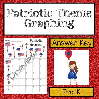 Patriotic Memorial Day Graphing
