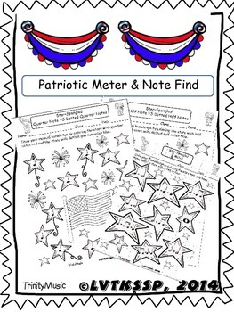Patriotic Meter & Note Finds