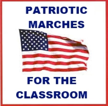 Patriotic Music for the Classroom - Six Mp3s!
