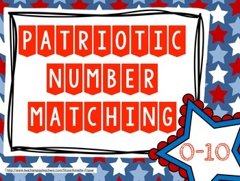 Patriotic Number Matching