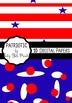 Patriotic Paper Pack - Memorial Day