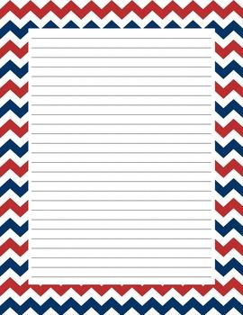 Patriotic Paper Pack - Memorial Day - Flag Day