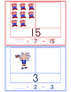 Patriotic Part-Part-Whole {addition equations for composing & decomposing sets}