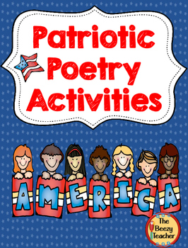 Patriotic Poetry Activities