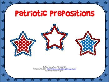 Patriotic Prepositions