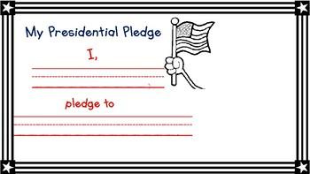 Patriotic Presidential Pledge