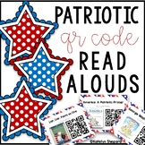 Patriotic QR Code Read Alouds