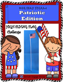 Patriotic STEM STEAM Challenge: Memorial Day Flag Day Edition