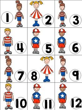 Patriotic Sensory Bin Activities for Preschool and Kindergarten