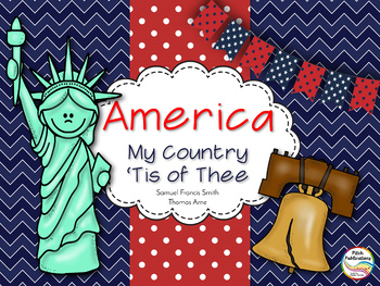 Patriotic Sing Along!  - Over 190 Pages -  26 Songs!