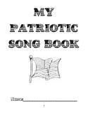 Patriotic Song Book