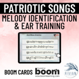 Patriotic Songs - Melody Identification and Ear Training B