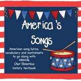 Patriotic Songs Unit | America's Songs | 2nd Grade United States History