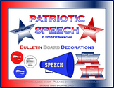 Patriotic Speech - Bulletin Board