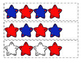 Patriotic Stars Patterning Cards (Fourth of July)