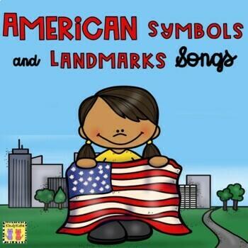 American Symbols Songs and Rhymes: Veteran's Day   Memoria