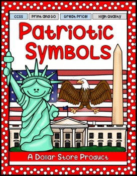 "Patriotic Symbols ""I Have Who Has"" Read Around Game"