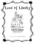 Patriotic Symbols Interactive Notebook