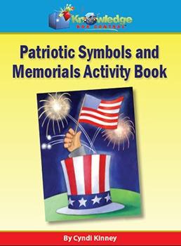 Patriotic Symbols & Memorials Activity Book