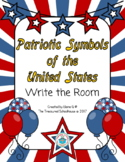 Patriotic Symbols Write the Room