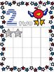 Patriotic Ten Frames