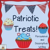 May Centers Patriotic Writing