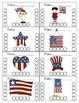 Patriotic Themed Punch Cards