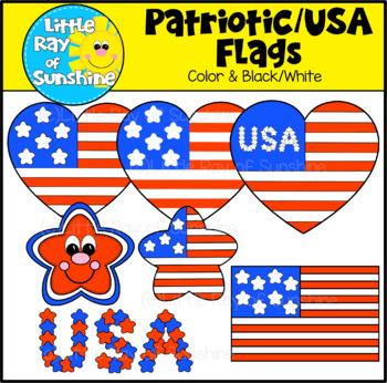 Patriotic/USA Clip Art
