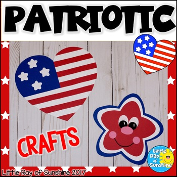 Patriotic USA Crafts