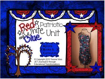 Patriotic Unit (Literacy and Math Activities)