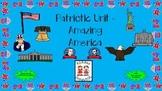 Patriotic Holidays Unit - Amazing America