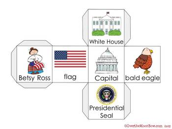Patriotic Vocabulary On a Roll