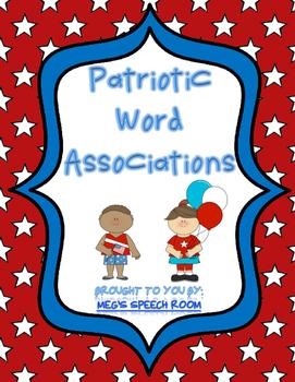 Patriotic Word Associations