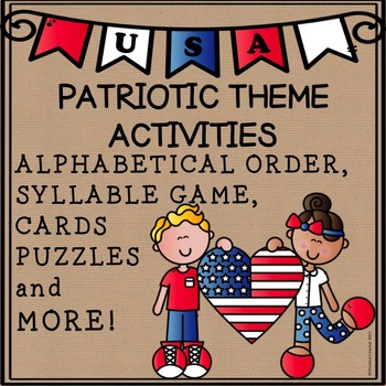 Astounding Memorial Day Patriotic Activities Literacy Worksheets Puzzles Printables Download Free Architecture Designs Jebrpmadebymaigaardcom
