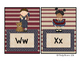 Patriotic Word Wall Posters - 300 Sight Word Cards Included