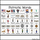 Patriotic - Writing Words
