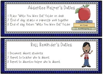 Patriotic: classroom jobs, schedule, leveled book labels, name tags, calendar