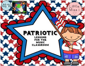 Patriotic lesson ideas
