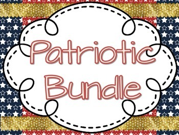Patriotic/Monthly Song Sing-a-long Bundle