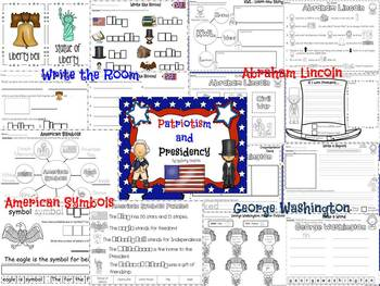 Patriotism & Presidency: Learn about George, Abe, & American Symbols
