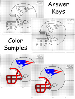 Patriots' Helmet Bundle Mystery Picture