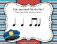 Patrolling Rhythms! Interactive Rhythm Practice Game - Ta and Ti-ti