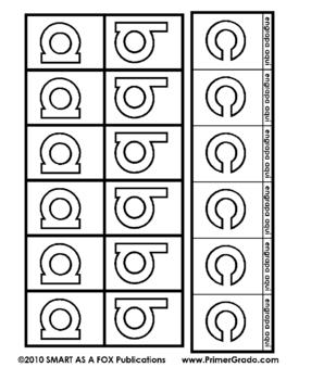 Patrones (Pattern Flip Books in Spanish)