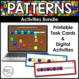 Pattern Activities Bundle - Print and Digital