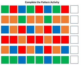 Pattern Activity